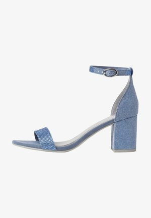BY GUIDO MARIA KRETSCHMER - Sandals - lt blue met