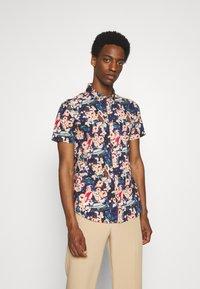 Springfield - PIN UP HAW PRINT DIGITAL - Skjorta - multicoloured - 0