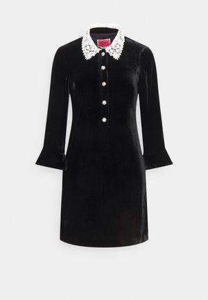 JEWEL BUTTON - Koktejlové šaty/ šaty na párty - black