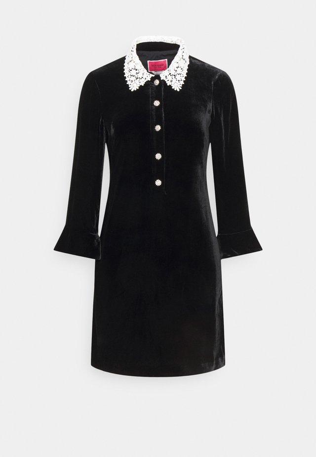 JEWEL BUTTON - Cocktail dress / Party dress - black