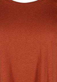 Zizzi - Blouse - dark orange - 4