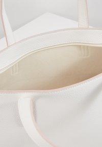 TOM TAILOR - MARLA - Shopping Bag - white - 4