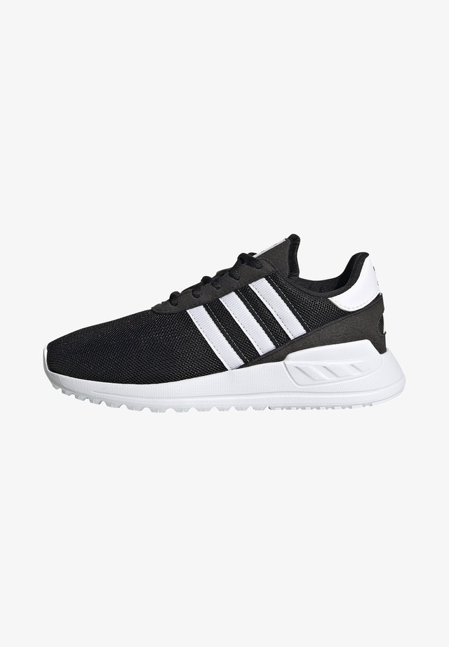 LA TRAINER LITE SHOES - Trainers - core black/ftwr white/core black