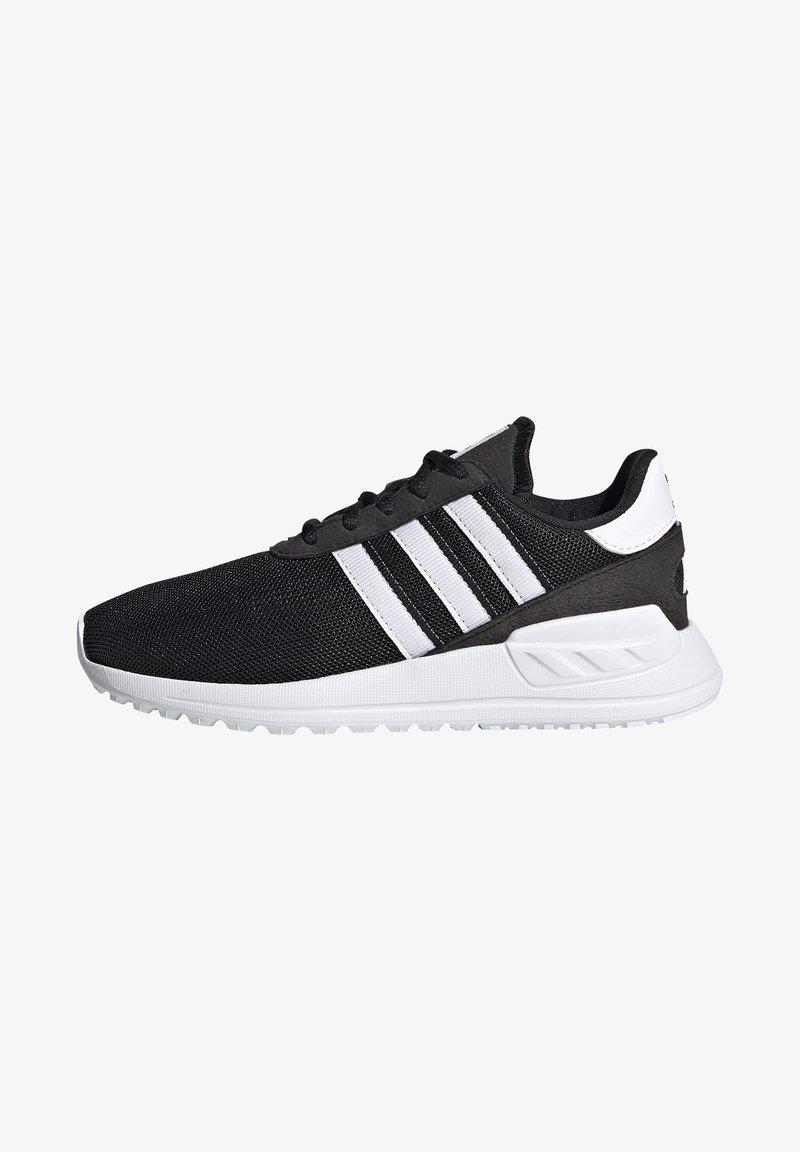 adidas Originals - LA TRAINER LITE SHOES - Trainers - core black/ftwr white/core black