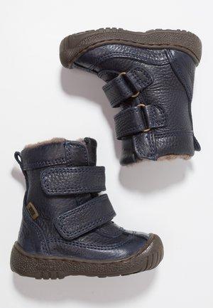 Zimní obuv - navy