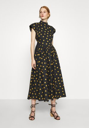 CASSIA MIDI DRESS - Kjole - tapenade