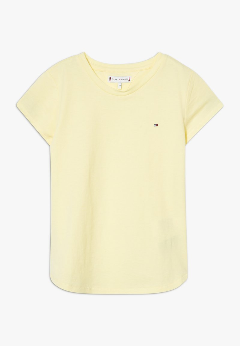 Tommy Hilfiger - ESSENTIAL TEE  - T-shirt basic - yellow