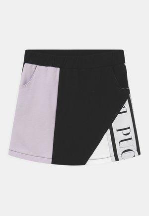 SKIRT - Mini skirt - nero