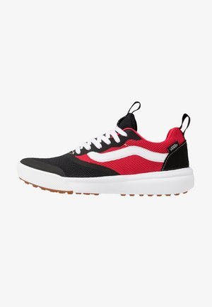 ULTRARANGE RAPIDWELD - Trainers - black/red