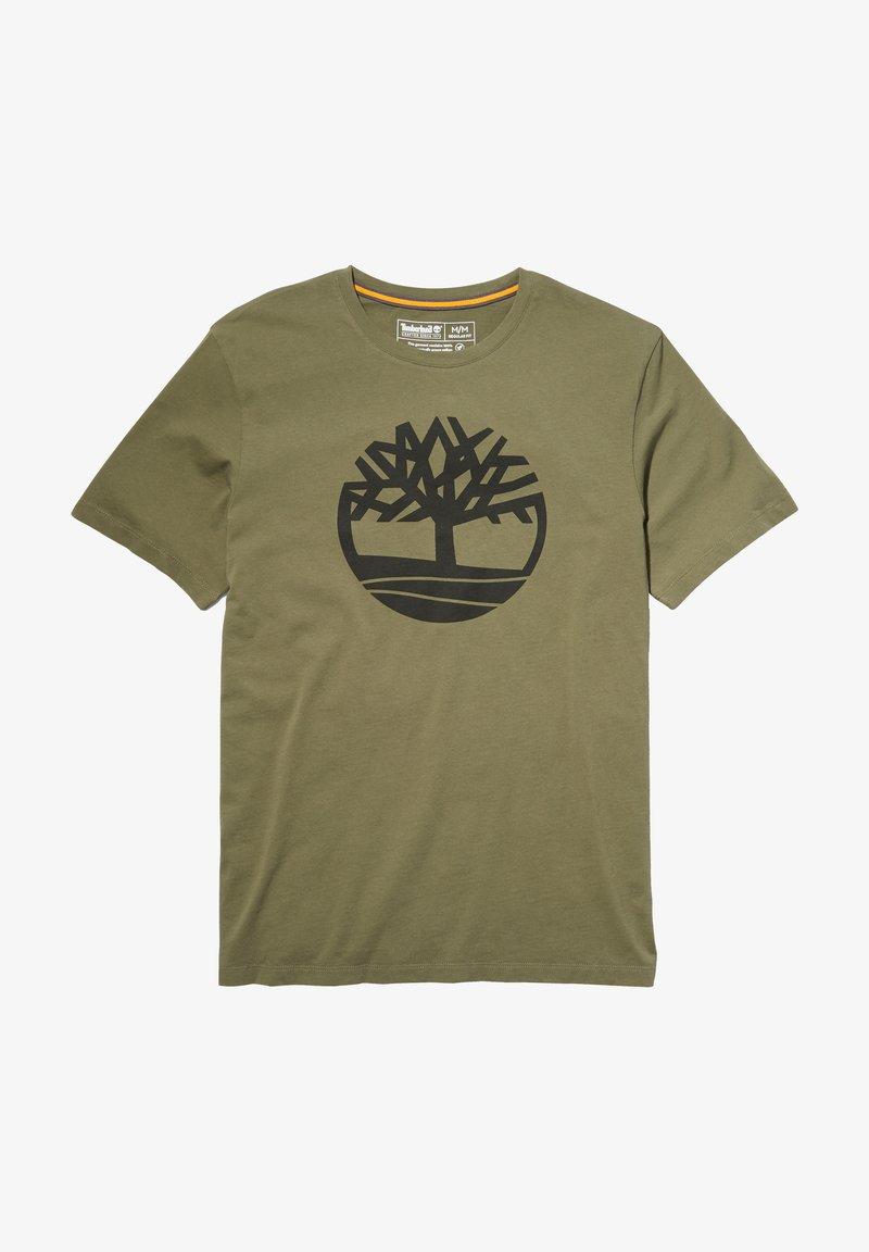 Timberland - Printtipaita - grape leaf