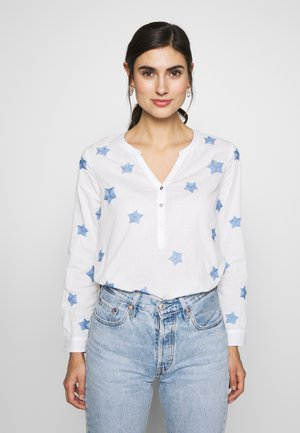 CLOUD NINE - Blouse - white