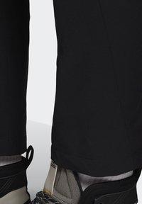 adidas Performance - TERREX ZUPAHIKE TROUSERS - Broek - black - 6