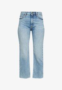s.Oliver - REGULAR - Straight leg jeans - blue - 6