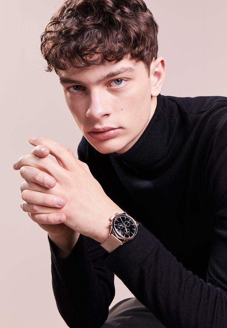 BOSS - COMPANION - Chronograph watch - gold-coloured