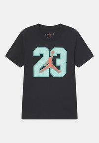 Jordan - GAME TIME - Print T-shirt - black - 0