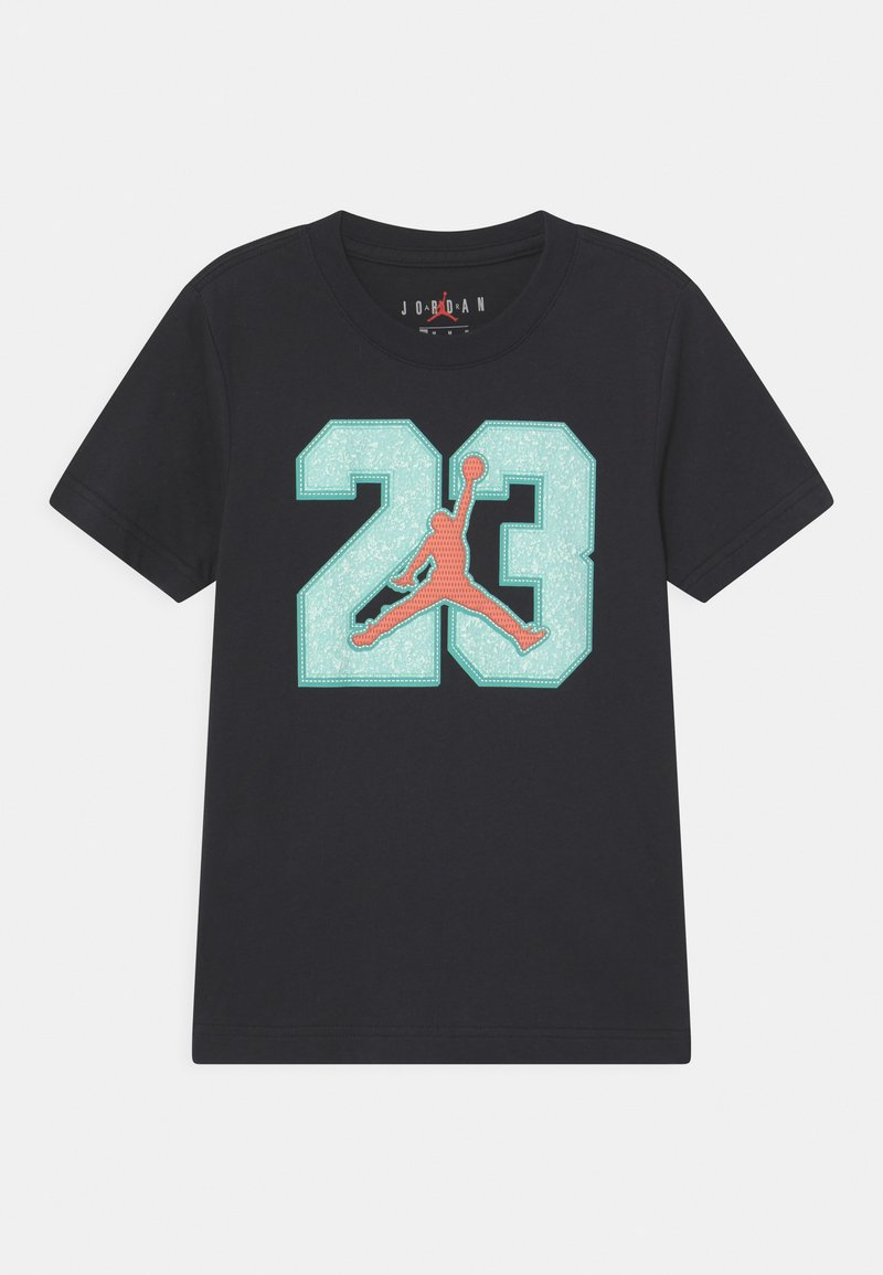 Jordan - GAME TIME - Print T-shirt - black