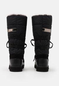 Luhta - TAHTOVA MS - Botas para la nieve - black - 2