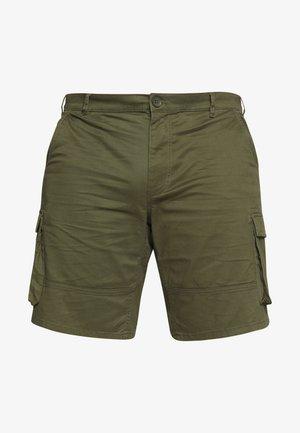 ONSCAM CARGO - Shorts - olive night