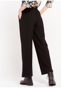 LolaLiza - P-MONALY - Trousers - black - 2