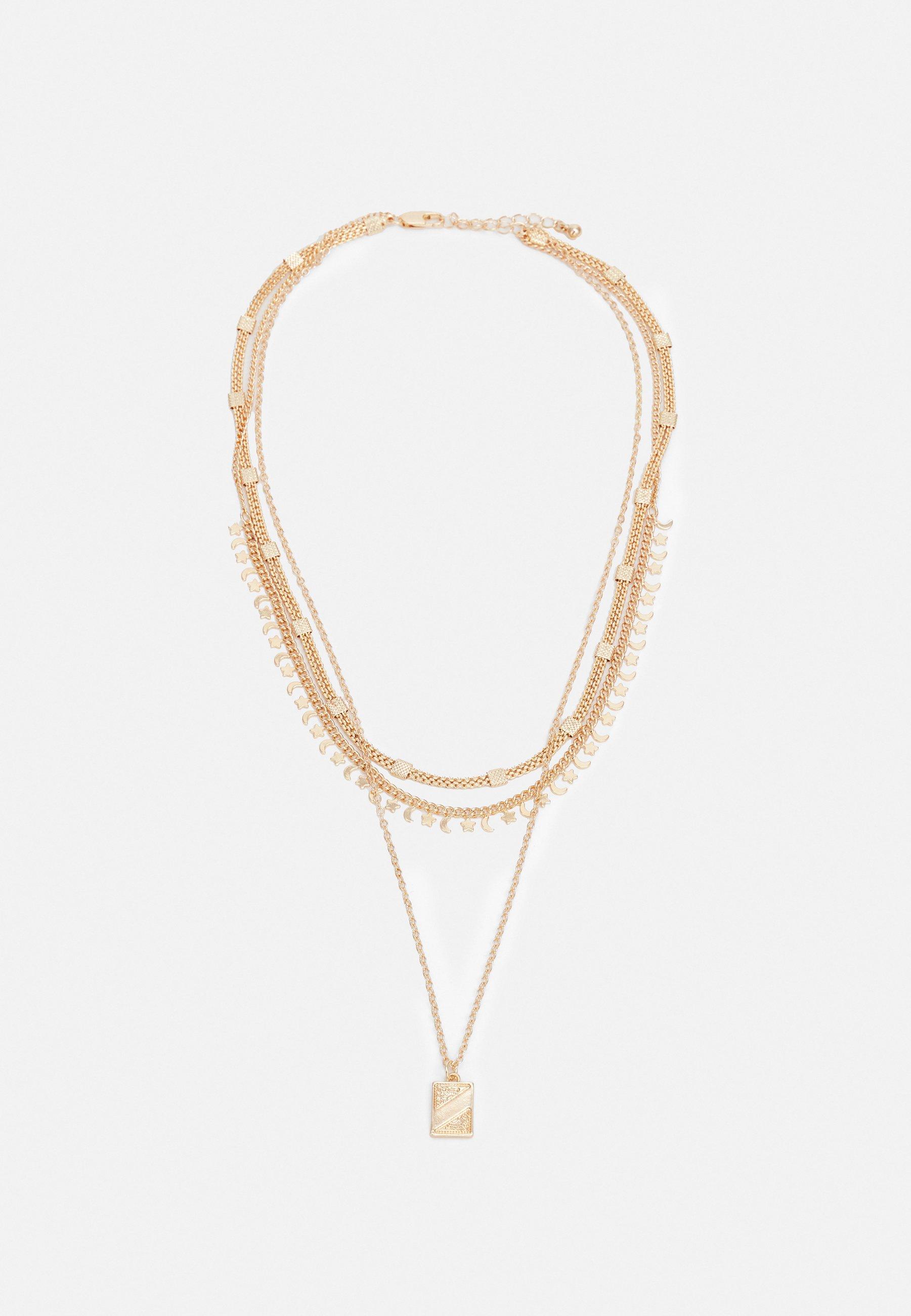 Women PCAMALIE COMBI NECKLACE - Necklace