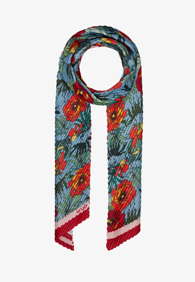 BANDEAU PLISSE FEEL ROUGE - Scarf - red