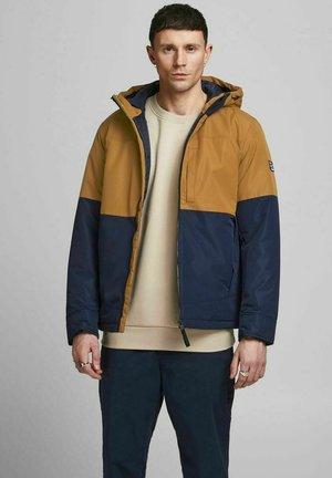 Winter jacket - rubber