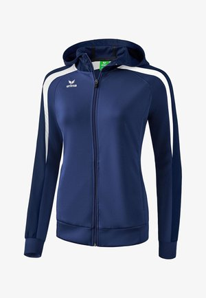 LIGA 2.0 TRAININGSKAPUZENJACKE DAMEN - Trainingsjacke - new navy / dark navy
