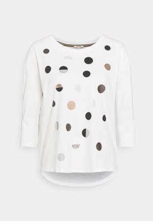 DOT - Long sleeved top - off white