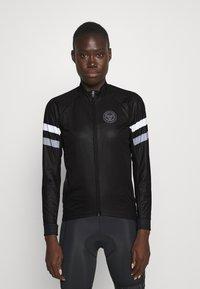 8848 Altitude - CHERIE JACKET LEOPARD - Training jacket - black - 0