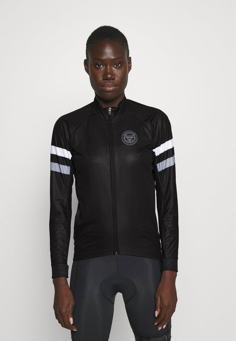 8848 Altitude - CHERIE JACKET LEOPARD - Training jacket - black