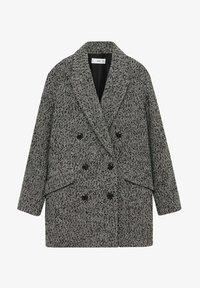 Mango - DARWIN - Short coat - schwarz - 6