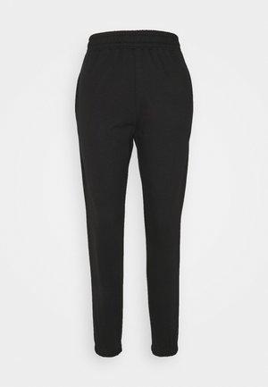 BASIC JOGGERS - Trousers - black