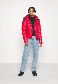 Superdry - SHINE FUJI  - Winter jacket - rouge red - 1