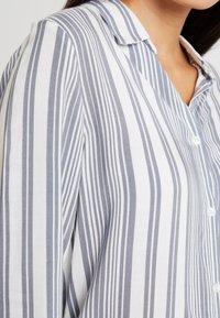 Cotton On - RACHEL EVERYDAY SHIRT - Button-down blouse - grey - 6