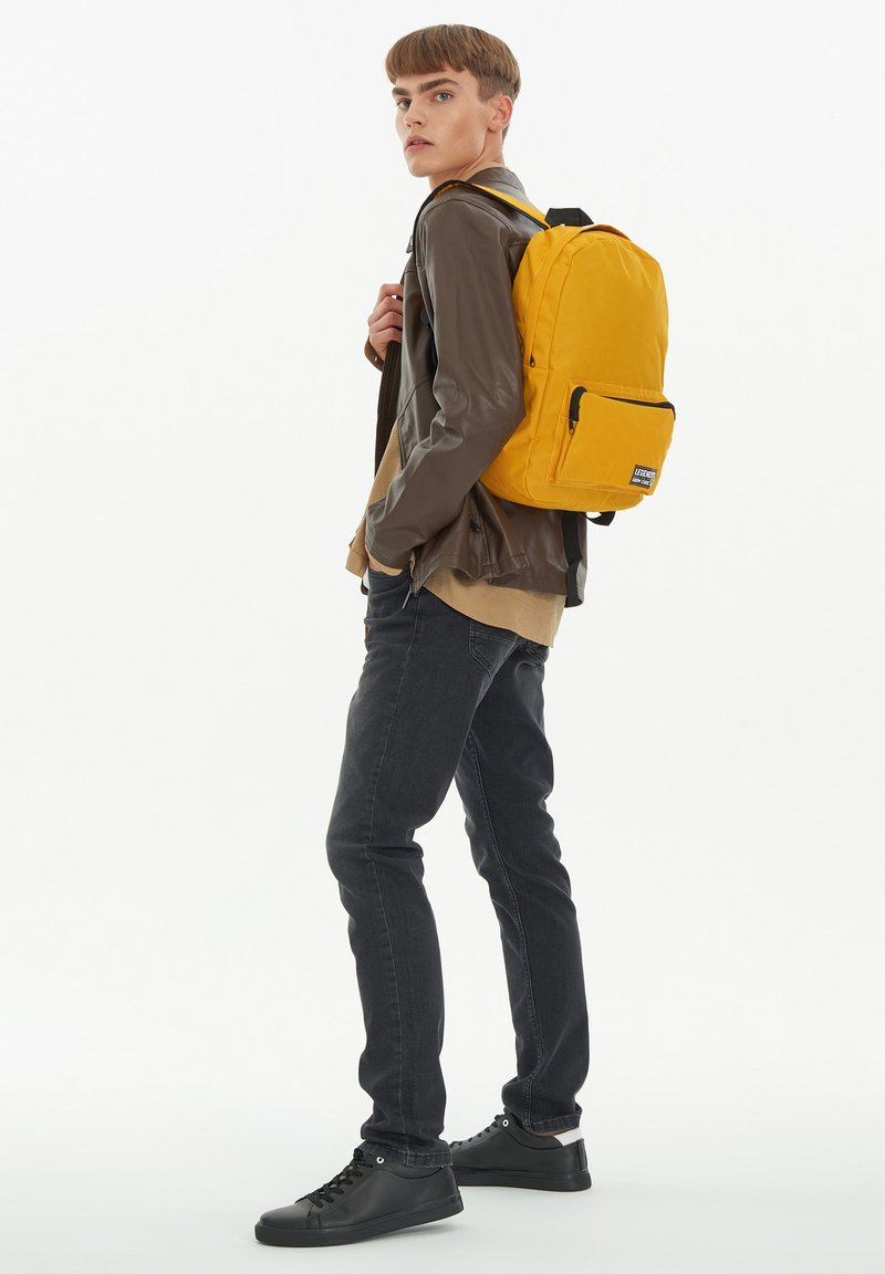 DeFacto - Rucksack - yellow