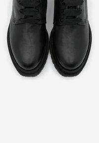 lilimill - Šněrovací boty - prince nero - 5