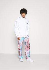 9N1M SENSE - HOODIE UNISEX - Sweatshirt - white - 1