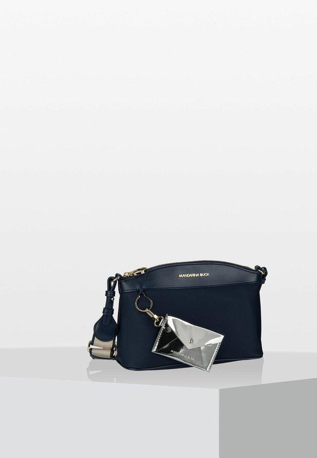BIJOU - Across body bag - dark blue