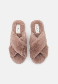 TOM TAILOR - Slippers - taupe - 5