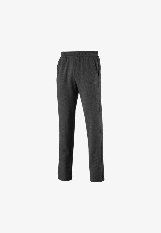 ESSENTIALS - Tracksuit bottoms - dark gray heather