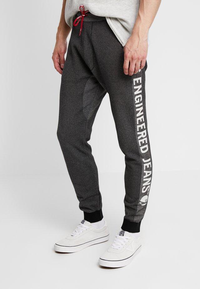 LEJ ANNIVERSARY - Pantalon de survêtement - black