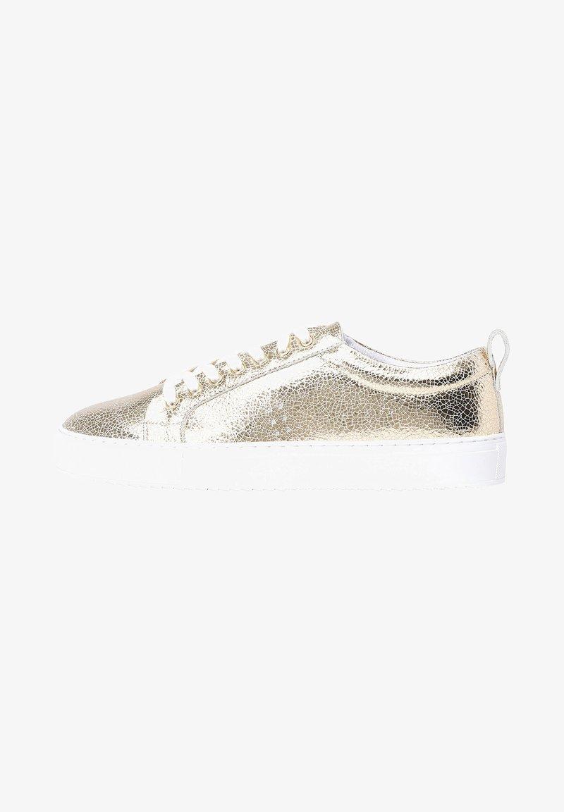 M. Moustache - BRIGIT - Sneakers laag - gold