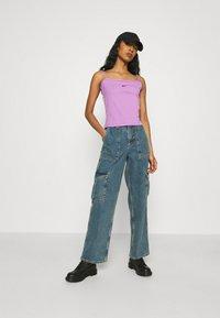 Nike Sportswear - TANK  - Top - violet shock/black - 1