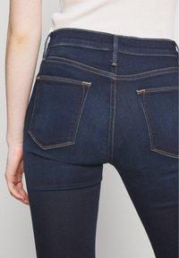 Frame Denim - LE HIGH PEDAL PUSHER - Jeans Skinny Fit - rinsed denim - 5