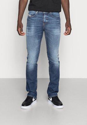D-VOCS - Jeans straight leg - dark-blue denim