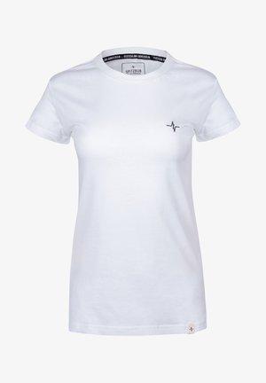 HENRIETTE - Basic T-shirt - white