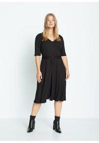 Violeta by Mango - Day dress - schwarz - 1