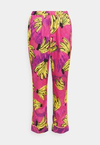 Farm Rio - TIE DYE BANANAS PAJAMA PANTS - Trousers - multi - 4