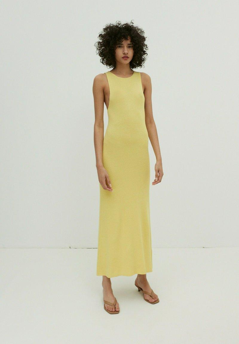EDITED - Maxi dress - gelb