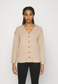 Fashion Union - BRYONY CARDI - Cardigan - beige - 0